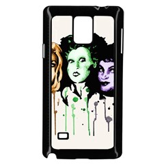 The Sanderson Sisters  Samsung Galaxy Note 4 Case (black) by lvbart