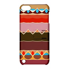 Waves And Other Shapes                                                                                                   apple Ipod Touch 5 Hardshell Case With Stand by LalyLauraFLM