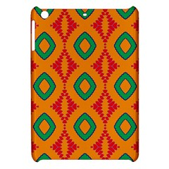 Rhombus and other shapes pattern                                                                                                    			Apple iPad Mini Hardshell Case by LalyLauraFLM