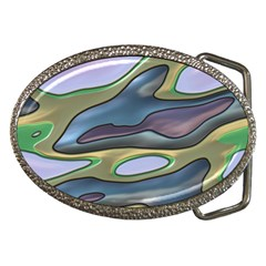 3d shapes                                                                                                      			Belt Buckle by LalyLauraFLM