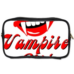 Vampire Girl Toiletries Bags 2 Side by igorsin