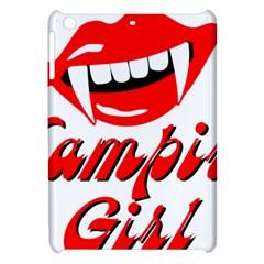 Vampire Girl Apple Ipad Mini Hardshell Case by igorsin