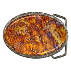 Rusted metal surface Belt Buckles by igorsin