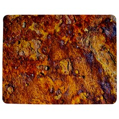 Rusted metal surface Jigsaw Puzzle Photo Stand (Rectangular) by igorsin