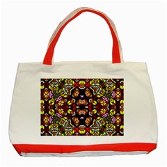 Ancient Spirit Classic Tote Bag (red) by MRTACPANS