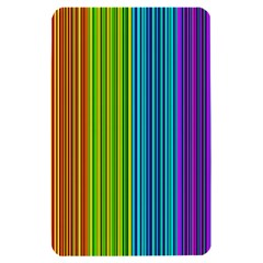 Colorful lines Kindle Fire (1st Gen) Hardshell Case by Valentinaart