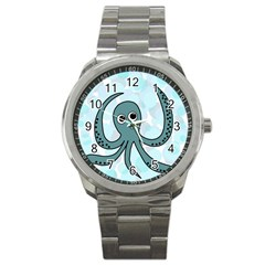 Octopus Sport Metal Watch