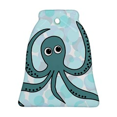 Octopus Ornament (bell)  by Valentinaart