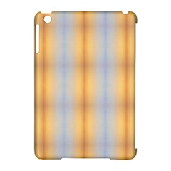 Blue Yellow Summer Pattern Apple Ipad Mini Hardshell Case (compatible With Smart Cover) by Costasonlineshop