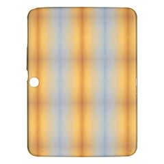 Blue Yellow Summer Pattern Samsung Galaxy Tab 3 (10 1 ) P5200 Hardshell Case  by Costasonlineshop