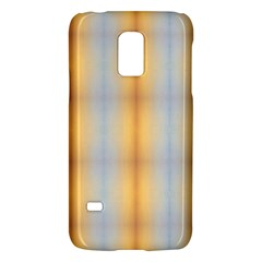 Blue Yellow Summer Pattern Galaxy S5 Mini by Costasonlineshop