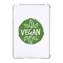 Vegan Label3 Scuro Apple Ipad Mini Hardshell Case (compatible With Smart Cover) by CitronellaDesign