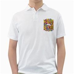 Make Love Not War Golf Shirts by nickmanofredda