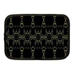 Black Wand Netbook Case (medium)  by MRTACPANS