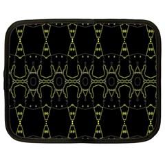 Black Wand Netbook Case (xxl)  by MRTACPANS