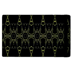 Black Wand Apple Ipad 2 Flip Case by MRTACPANS