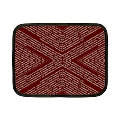 Gggfgdfgn Netbook Case (small)  by MRTACPANS