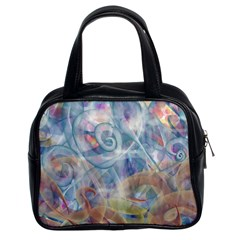 Spirals Classic Handbags (2 Sides) by Contest2489503