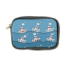 Boats Coin Purse by Valentinaart