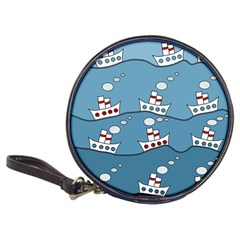 Boats Classic 20 Cd Wallets by Valentinaart