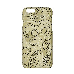 Floral Decor  Apple Iphone 6/6s Hardshell Case by Valentinaart