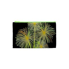 Dandelions Cosmetic Bag (xs) by Valentinaart