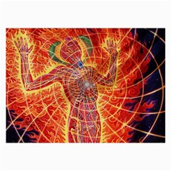 The Biology Of Kundalini Collage Prints by Zeze