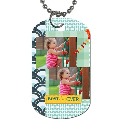 Sport By Sport   Dog Tag (one Side)   Cav4rewp9mu5   Www Artscow Com Front