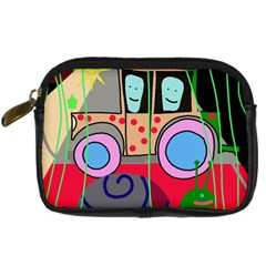 Tractor Digital Camera Cases by Valentinaart