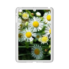 White Summer Flowers Oil Painting Art Ipad Mini 2 Enamel Coated Cases by picsaspassion