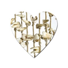 Hanging Human Teeth Dentist Funny Dream Catcher Dental Heart Magnet by yoursparklingshop