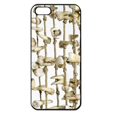 Hanging Human Teeth Dentist Funny Dream Catcher Dental Apple Iphone 5 Seamless Case (black) by yoursparklingshop