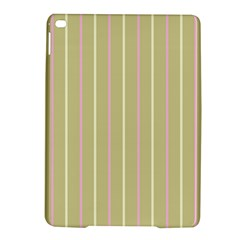 Summer Sand Color Pink And Yellow Stripes Apple Ipad Air 2 Hardshell Case by picsaspassion