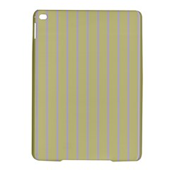 Summer Sand Color Lilac Stripes Ipad Air 2 Hardshell Cases by picsaspassion