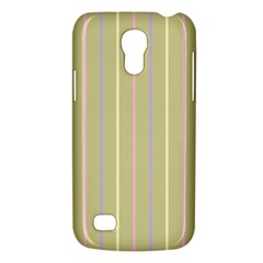 Summer Sand Color Lilac Pink Yellow Stripes Pattern Galaxy S4 Mini by picsaspassion