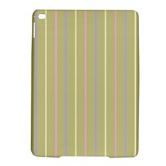 Summer Sand Color Lilac Pink Yellow Stripes Pattern Ipad Air 2 Hardshell Cases by picsaspassion