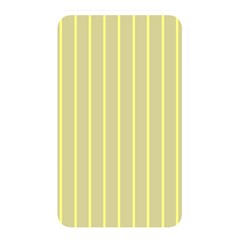 Summer sand color yellow stripes pattern Memory Card Reader by picsaspassion