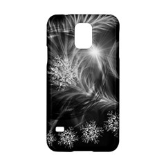 Silver Feather And Ball Decoration Samsung Galaxy S5 Hardshell Case  by picsaspassion