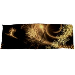 Golden feather and ball decoration Body Pillow Case (Dakimakura) by picsaspassion