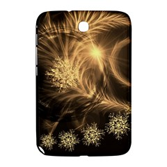 Golden Feather And Ball Decoration Samsung Galaxy Note 8 0 N5100 Hardshell Case  by picsaspassion
