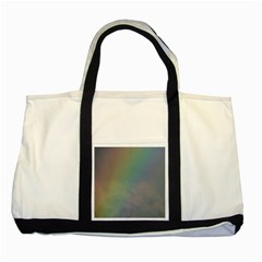 Between The Rainbow Two Tone Tote Bag by picsaspassion