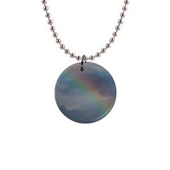 Rainbow In The Sky Button Necklaces by picsaspassion