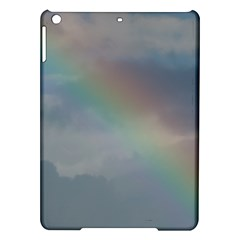 Rainbow In The Sky Ipad Air Hardshell Cases by picsaspassion