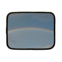 Colorful Rainbow Netbook Case (small)