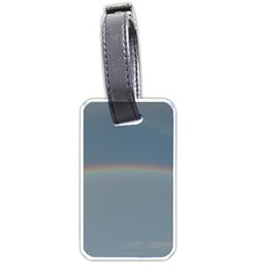 Colorful Rainbow Luggage Tags (one Side)  by picsaspassion