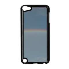 Colorful Rainbow Apple Ipod Touch 5 Case (black) by picsaspassion