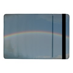 Colorful Rainbow Samsung Galaxy Tab Pro 10.1  Flip Case by picsaspassion