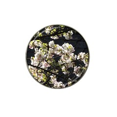 Japanese Cherry Blossom Hat Clip Ball Marker (10 Pack) by picsaspassion
