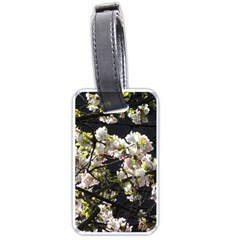 Japanese Cherry Blossom Luggage Tags (one Side)  by picsaspassion