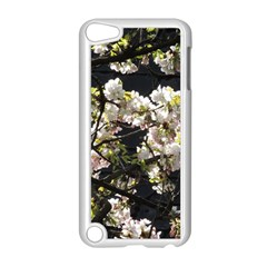 Japanese Cherry Blossom Apple Ipod Touch 5 Case (white) by picsaspassion